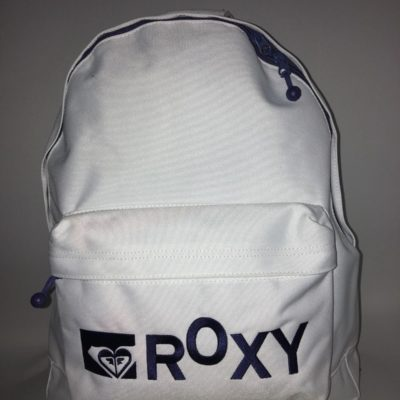 Mochila Roxy Basic Girl ref. XPWBA011 4102881 white blanco