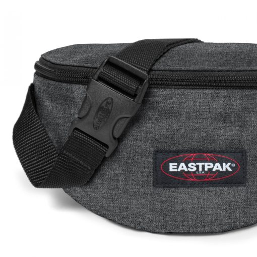 Riñonera Eastpak Springer EK07477H Black Denim gris oscura efecto jeans