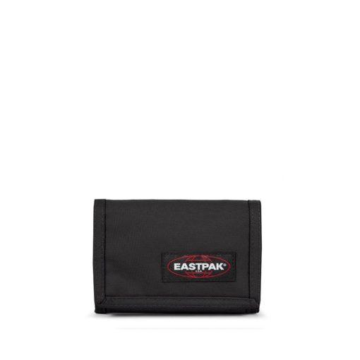 Monedero billetera Eastpak: Crew EK371008 Black NEGRO