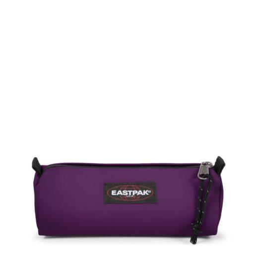 Estuche Eastpak escolar: Benchmark SINGLE REF. EK37228T Power Purple MORADO liso