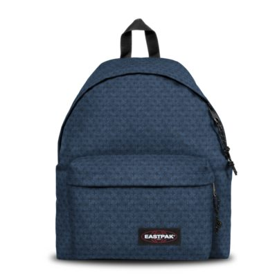 MOCHILA EASTPAK Padded Pak'r REF. EK62037T STITCH CROSS cruces azul tejana