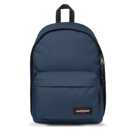 MOCHILA EASTPAK Out Of Office 27 litros con bolsillo ordenador EK76742U Planet Blue azul oscuro