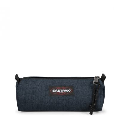 Estuche Eastpak escolar: Benchmark SINGLE EK37226W Triple Denim azul tejano jeans