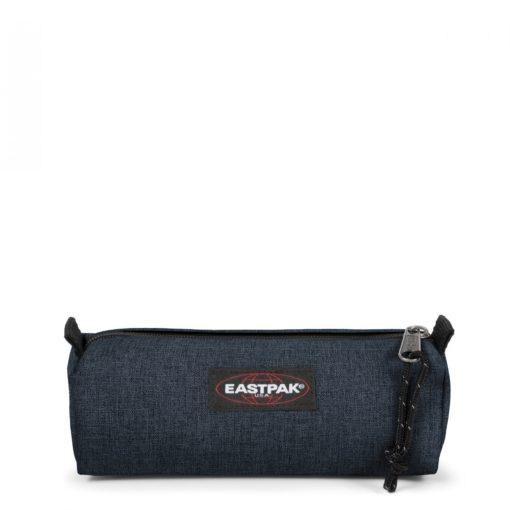 Estuche Eastpak escolar: Benchmark SINGLE EK37226W Triple Denim azul tejano jeans