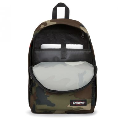 MOCHILA EASTPAK Out Of Office 27 litros con bolsillo ordenador EK767181 CAMO camuflaje