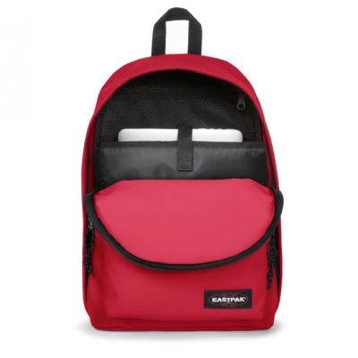 MOCHILA EASTPAK Out Of Office 27 litros con bolsilllo para ordenador EK76740V Stop Red ROJO