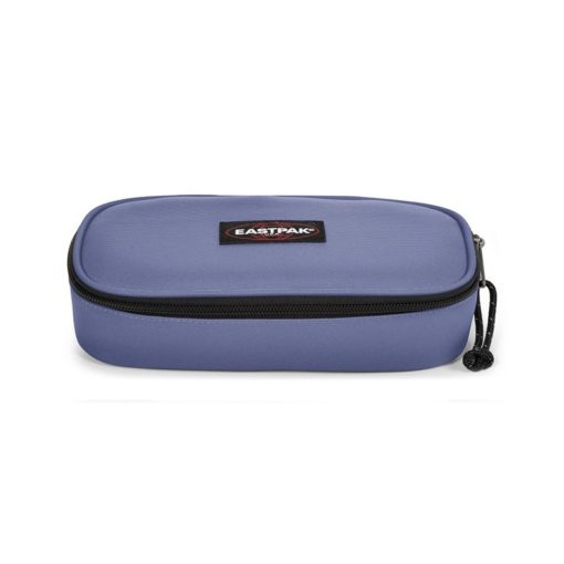Estuche Eastpak escolar: PLUMIER OVAL EK71799M Tears Of Laughing Morado lila lavanda
