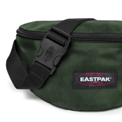 Riñonera Eastpak Springer 2 litros EK07417Z Tonal Camo Khaki camuflaje caqui verde