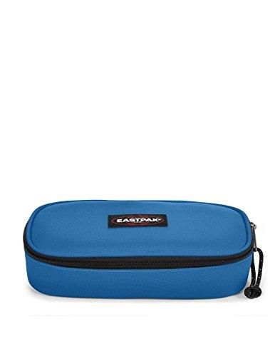Estuche escolar eastpak plumier oval EK717-24M azul electrico