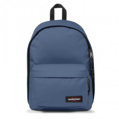 MOCHILA EASTPAK Out Of Office 27 litros con bolsillo ordenador EK76723Q EARTHY SKY azul