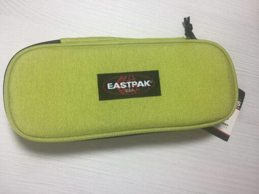 Estuche escolar Eastpak: PLUMIER OVAL EK71724E Verde lima