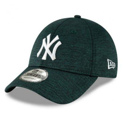 Gorra New Era Cap 9FORTY Adjustable NEW YORK YANKEES DRY SWITCH JERSEY Ref. 11794815 verde gaspeado