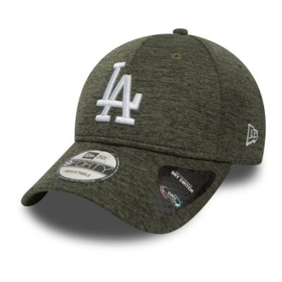 Gorra New Era Cap 9FORTY adjustable LOS ANGELES DODGERS DRY SWITCH Ref. 80635976 verde gaspeado