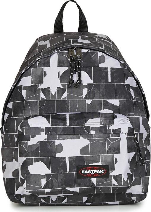 Mochila eastpak Padded Pak'r® EK62068T Cracked Dark negro gris