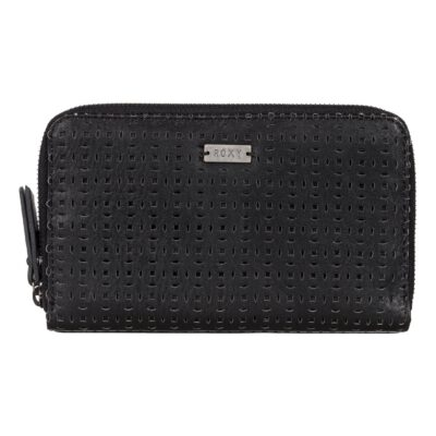 Billetera Roxy ref. ERERJAA03081 SOUTH SECRET WALLET para mujer Color negra