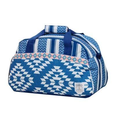 Bolsa Deporte Rip Curl Rip Curl FIESTA DEL SOL GYM BAG REF: LTRCZ4 Azules Blanca