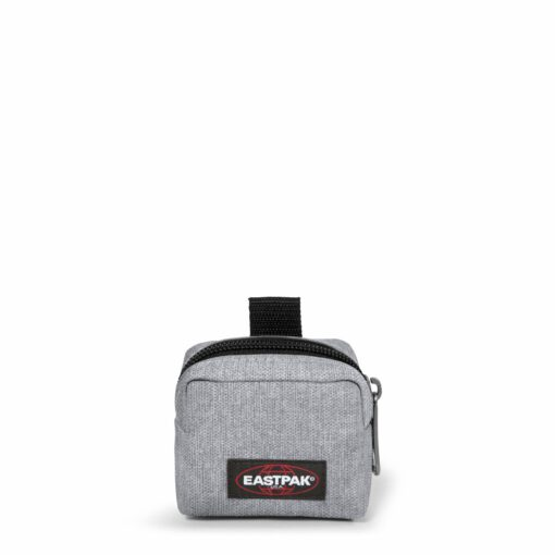 Monedero-llavero mini Eastpak: EK337363 Stalker Sunday Grey gris oscuro