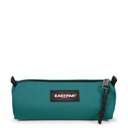Estuche Eastpak escolar: Benchmark SINGLE EK37295M Option Green Verde