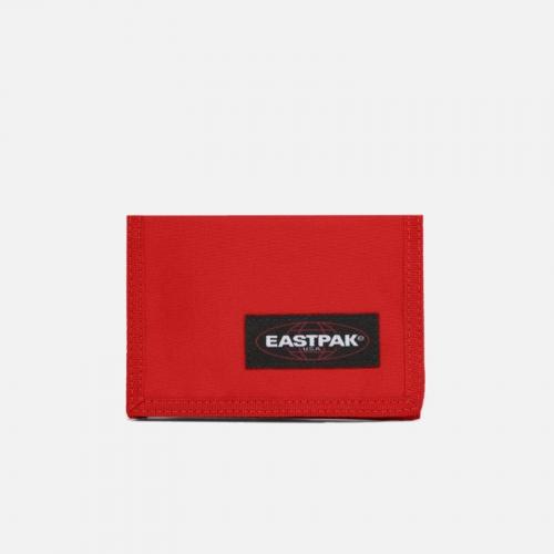 Monedero billetera Eastpak: Crew EK37101X Teasing Red rojo claro anaranjado