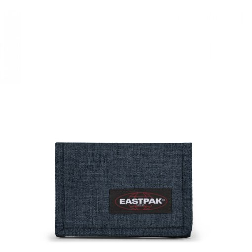 Monedero billetera Eastpak: Crew Single EK37126W Triple Denim AZUL TEJANO