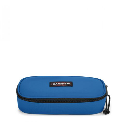 Estuche escolar Eastpak: PLUMIER OVAL EK71785Z Mediterranean Blue Azul metálico