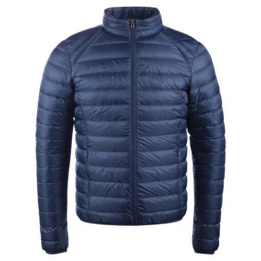 Chaqueta Jott de plumas Hombre Bleu Jeans MAT 111 BASIC Justoverthetop Azul tejano