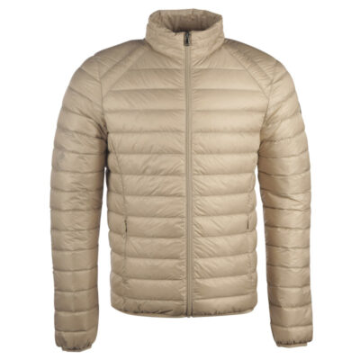 Chaqueta Jott de plumas Hombre Sable MAT 814 BASIC Justoverthetop Color beig Arena