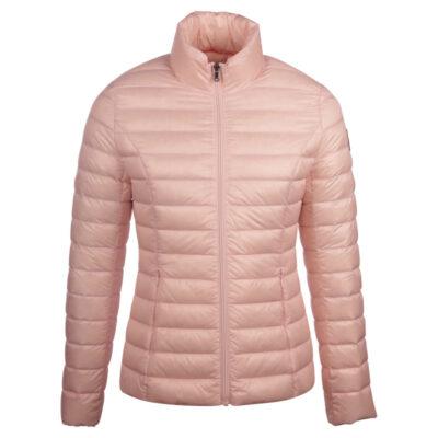 Chaqueta sin capucha Jott de plumas pato Mujer ROSE CLAIR 8900/442 CHA BASIC Justoverthetop Color Rosa Palo Claro