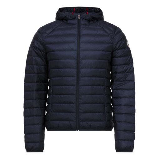 Chaqueta capucha Jott de plumas Hombre Marine NICO 104 BASIC Justoverthetop Color azul marino