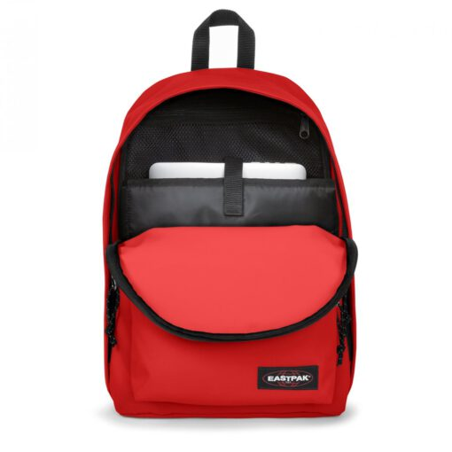 MOCHILA EASTPAK Out Of Office 27Litros con bolsillo ordenador Ref. EK76701X Teasing Red Roja