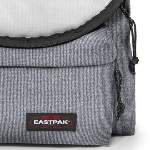 MOCHILA EASTPAK Padded Pak'r® EK62048Y Melange Print gris y blanco mezclado