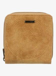 Billetera Roxy Carry A Heart Wallet ERJAA03555 CAMEL