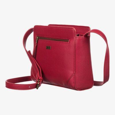 Bolso ROXY bandolera para mujer (rqj0) Ref. ERJBP03977 Master Of The Sea 4L rojo estilo clásico