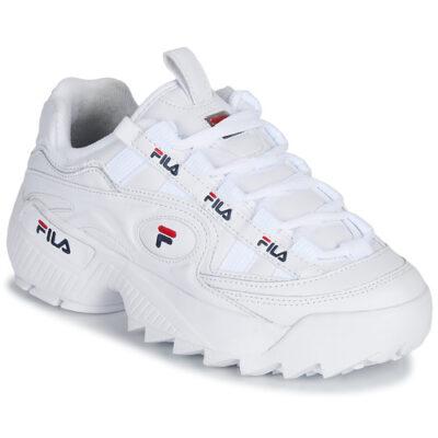 Zapatillas deporte FILA hombre D FORMATION MEN WHITE Ref. 1010906.92N blanca
