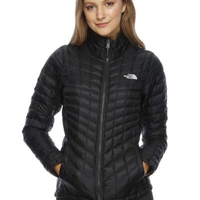 Chaqueta de Plumón The North Face mujer Thermoball Black T933HIJK3 Negro