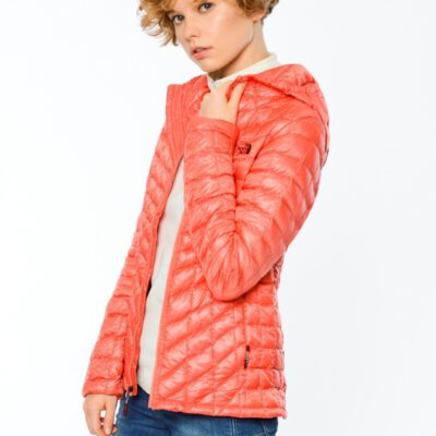 Chaqueta de Plumón The North Face mujer Thermoball Spiced Coral T0CUC5HEY Coral