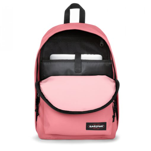 MOCHILA EASTPAK Out Of Office 27Litros con bolsillo ordenador Ref. EK76790Z Seashell Pink rosa palo