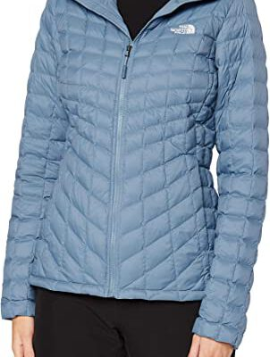 Chaqueta de Plumón The North Face mujer Thermoball T93BRJUBP Provincial blue azul