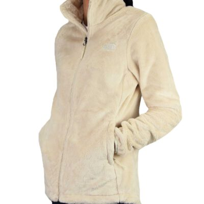 Forro polar osito THE NORTH FACE MUJER con capucha OSITO JACKET ref. T93XBD11P Blanco roto