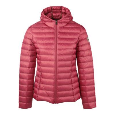 Chaqueta capucha Jott de plumas Mujer Rose Celeste 459 CLOE BASIC Justoverthetop Color rosa