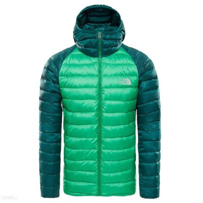 Chaqueta de Plumón The North Face hombre Trevail Jacket T939N46WV Urban bicolor verdes