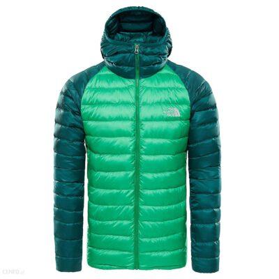 Chaqueta de Plumón The North Face hombre Trevail Jacket T939N46WV Urban bicolor verdes