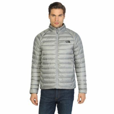 Chaqueta de Plumón The North Face hombre Trevail Jacket T939N5R3W Urban gris claro