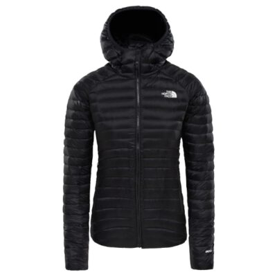 Chaqueta de Plumón The North Face mujer impendor Down Teaberry Black T93OD3JK3 negro