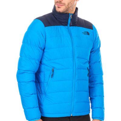 Chaqueta The North Face de plumón hombre cálida Argento M LA PAZ JACKET Ref. T0CYH0CJL Azul