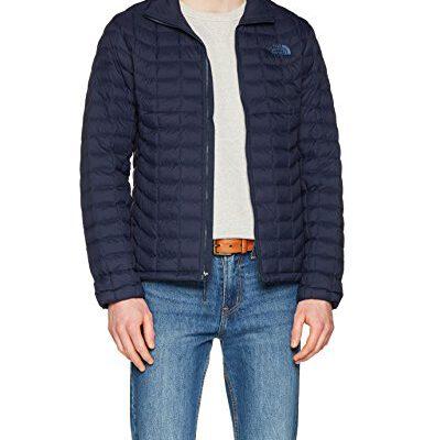 Chaqueta The North Face de plumón hombre cálida Thermoball HD JKT Jacket T9382CXYN Azul marino mate