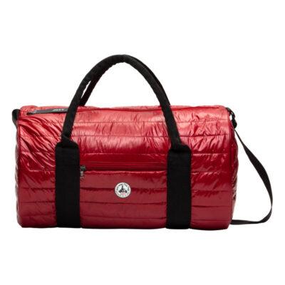 Bolso Jott de plumas Unisex 3936/300 Red BOWLING DOUDOUNE LAQUE SAC Justoverthetop rojo lacado