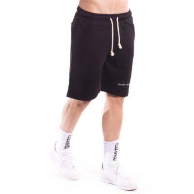 Pantalón corto GRIMEY chándal chico Mist Bllues Sweatshorts SS19 black Ref. GSS117 negro
