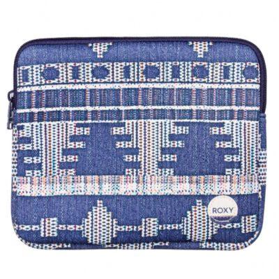 Funda Roxy para tablet de neopreno Ref. ERJAA03133 connecting girl, estampado étnico morados