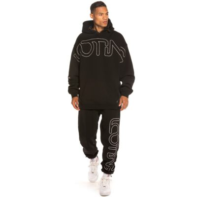 Pantalón chándal GRIMEY Unisex Sighting In Vostok Sweatpants FW19 Black Ref. GRTS164-BLK negro